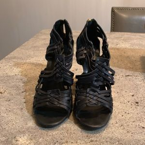 Tory Burch Tevray Wedges 8.5